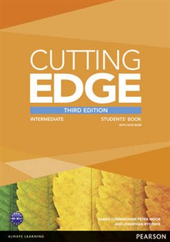 Obálka titulu Cutting Edge 3rd Edition Intermediate Students' Book and DVD Pack
