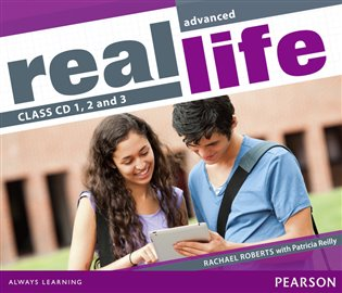 Real Life Global Advanced Class CDs 1-4