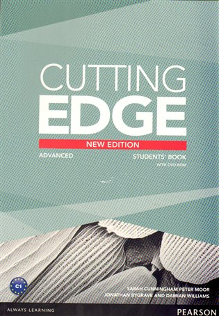 Cutting Edge 3rd Edition Advanced Students' Book and DVD Pack