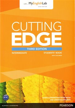 Cutting Edge 3rd Edition Intermediate Students' Book and MyLab Pack
