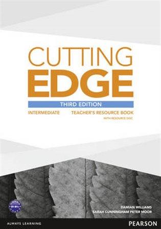 Cutting Edge 3rd Edition Intermediate Teachers Book and Teachers Resource Disk Pack