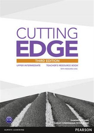 Cutting Edge 3rd Edition Upper Intermediate Teachers Book and Teachers Resource Disk Pack