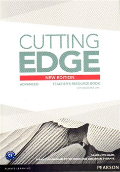 Cutting Edge 3rd Edition Advanced Teachers Book and Teachers Resource Disk Pack