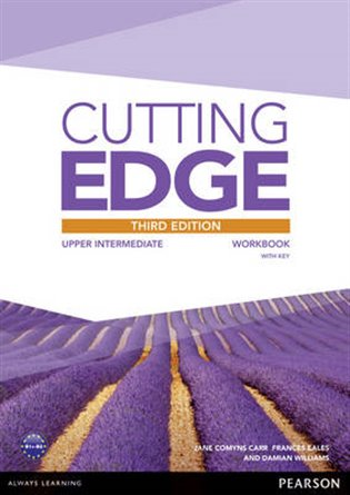 Cutting Edge 3rd Edition Upper Intermediate Workbook with Key for Pack