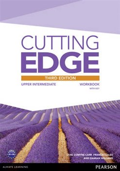 Obálka titulu Cutting Edge 3rd Edition Upper Intermediate Workbook with Key for Pack