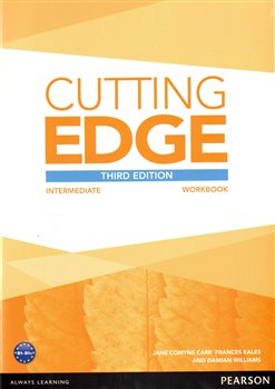 Obálka titulu Cutting Edge 3rd Edition Intermediate Workbook without Key for Pack