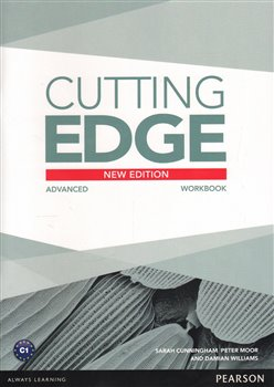 Obálka titulu Cutting Edge 3rd Edition Advanced Workbook without Key