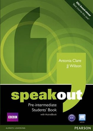 Speakout Pre-Intermediate Students Book and DVD/active Book Multi ROM Pack