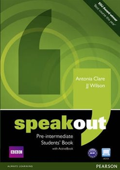 Obálka titulu Speakout Pre-Intermediate Students Book and DVD/active Book Multi ROM Pack