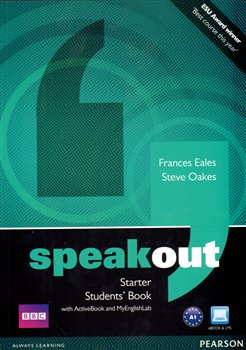 Obálka titulu Speakout Starter Students' Book with DVD/active Book and MyLab Pack
