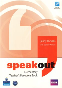 Obálka titulu Speakout Elementary Teachers Book