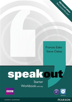 Obálka titulu Speakout Starter Workbook with Key and Audio CD Pack