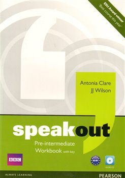 Obálka titulu Speakout Pre Intermediate Workbook with Key and Audio CD Pack
