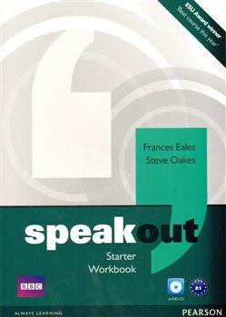 Obálka titulu Speakout Starter Workbook No Key and Audio CD Pack