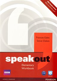 Speakout Elementary Workbook No Key and Audio CD Pack
