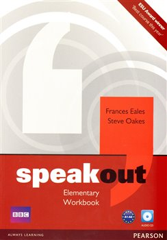 Obálka titulu Speakout Elementary Workbook No Key and Audio CD Pack