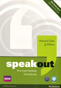 Obálka titulu Speakout Pre Intermediate Workbook No Key and Audio CD Pack