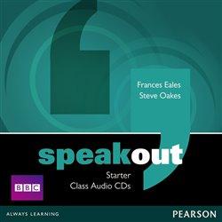 Obálka titulu Speakout Starter Class CD