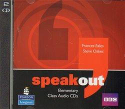Obálka titulu Speakout Elementary Class CD
