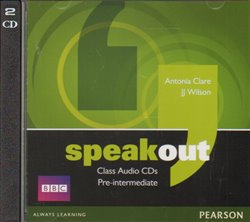 Obálka titulu Speakout Pre-Intermediate  Class CD