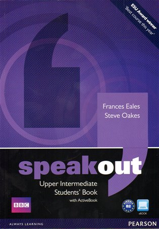 Speakout Upper-Intermediate Students Book and DVD/Active Book Multi-Rom Pack