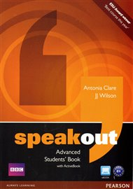 Speakout Advanced Students Book and DVD/Active Book Multi-Rom Pack