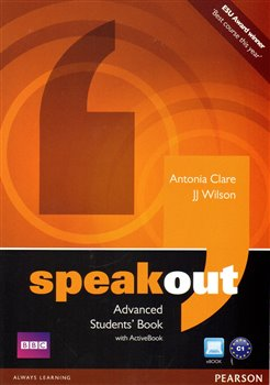 Obálka titulu Speakout Advanced Students Book and DVD/Active Book Multi-Rom Pack