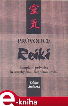 Obálka titulu Průvodce Reiki