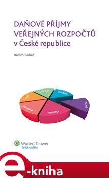 Obálka titulu Daňové příjmy veřejných rozpočtů v České republice