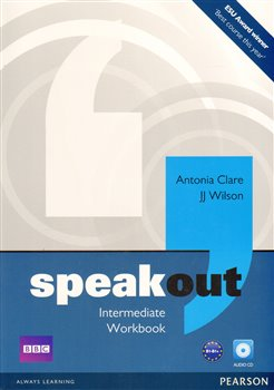 Obálka titulu Speakout Intermediate Workbook No Key and Audio CD Pack