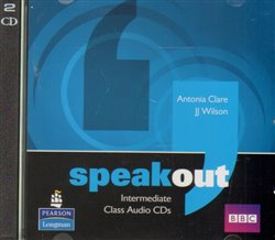 Speakout Intermediate Class CD