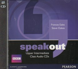 Obálka titulu Speakout Upper Intermediate Class CD