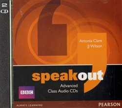 Obálka titulu Speakout Advanced Class CD