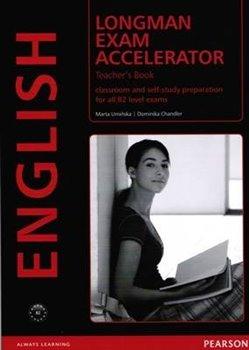 Obálka titulu Longman Exam Accelerator Teacher´s Book