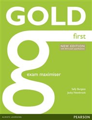 Gold First Exam Maximiser with online audio (without key)