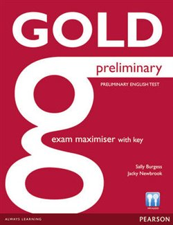 Gold Preliminary Maximiser with Key for Pack