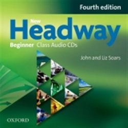 Obálka titulu New Headway Fourth Edition Beginner Class Audio CDs /2/