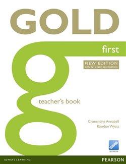 Obálka titulu Gold First Teachers Book
