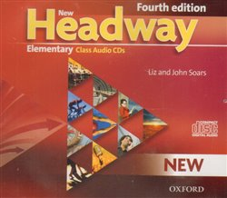 Obálka titulu New Headway Fourth Edition Elementary Class Audio CDs /3/