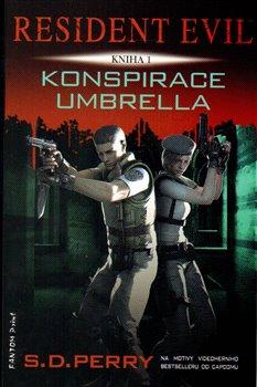 Obálka titulu Resident Evil - Konspirace Umbrella