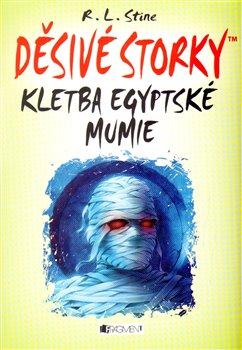 Obálka titulu Děsivé storky – Kletba egyptské mumie