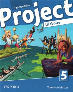 Obálka titulu Project Fourth Edition 5 Učebnice