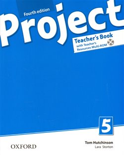 Obálka titulu Project Fourth Edition 5 Teacher´s Book with Teacher´s Resources MultiROM