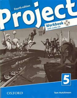 Obálka titulu Project Fourth Edition 5 Workbook with Audio CD