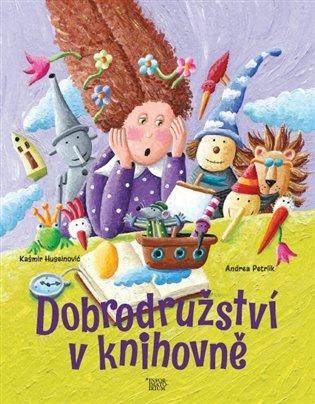 Dobrodružství v knihovně - Kašmir Huseinović | Booksquad.ink