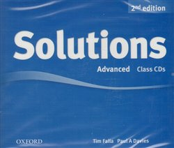 Obálka titulu Maturita Solutions 2nd Edition Advanced Class Audio CDs /4/