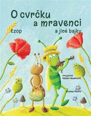 O cvrčku a mravenci - Kašmir Huseinović | Booksquad.ink