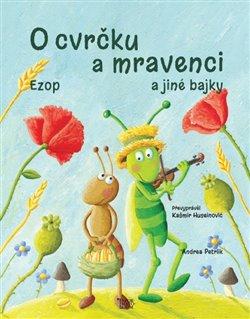 Obálka titulu O cvrčku a mravenci