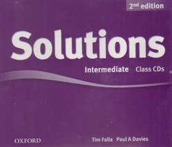Obálka titulu Maturita Solutions 2nd Edition Intermediate Class Audio CDs /3/