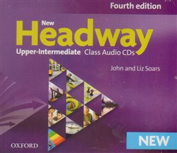 Obálka titulu New Headway Fourth Edition Upper Intermediate Class Audio CDs /4/